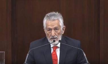 Apertura de la XXXIII Asamblea General Legislativa de la Provincia de San Luis