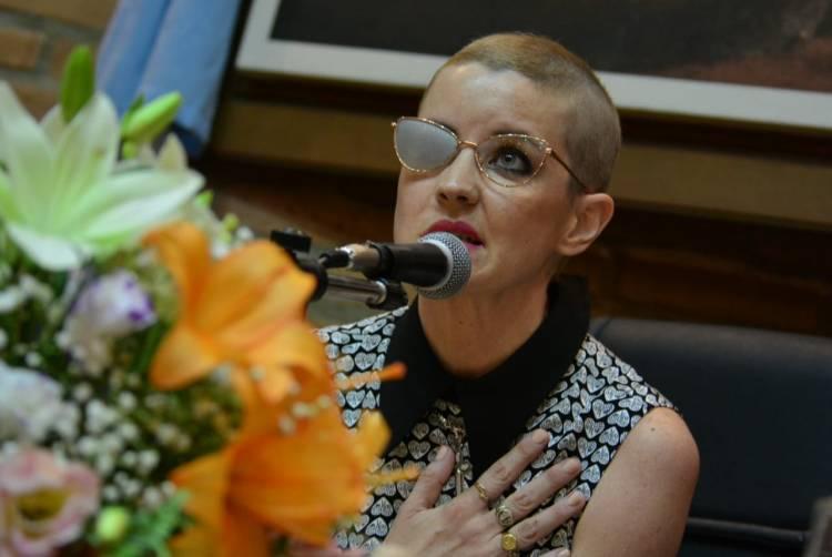 Veronica Baillone - Viceintendenta electa ciudad de Villa Mercedes