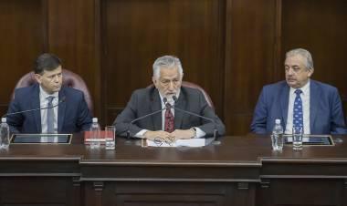 Alberto Rodríguez Saá comenzó un nuevo mandato al frente del Poder Ejecutivo provincial