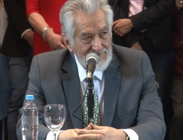 Discurso Dr. Alberto Rodriguez Saa - Mensaje de Radio